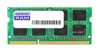 Pamięć RAM1x 2GBGoodRAMSO-DIMMDDR31333MHzPC3-10600|W-MEM1066S38/2G