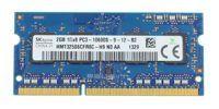 Pamięć RAM1x 2GBSamsungSO-DIMMDDR31333MHzPC3-10600|HMT325S6CFR8C-H9