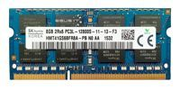Pamięć RAM1x 8GBHynixSO-DIMMDDR31600MHzPC3-12800 HMT41GS6BFR8A-PB