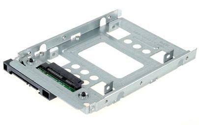 Adapter HP 3.5'' Hot Swap dla dysków 2.5'' dedykowana do serwerów HP