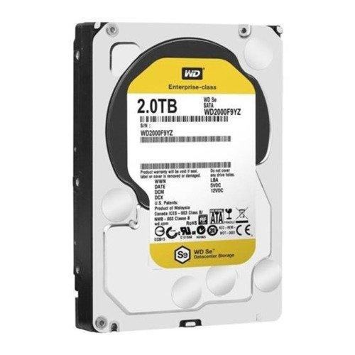 Dysk twardy Western Digital GOLD 3.5'' HDD 2TB 7200RPM SATA 6Gb/s 128MB   WD2005FBYZ